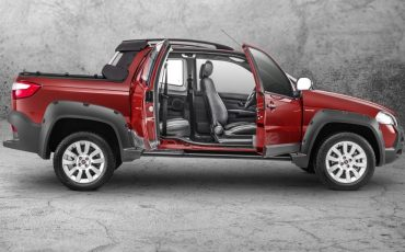 Fiat Strada Doble Cabina